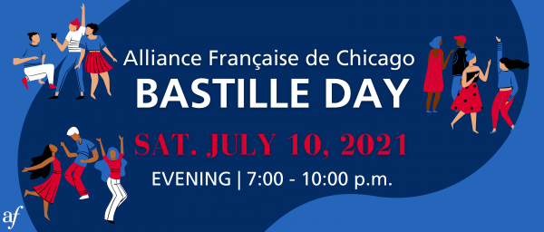 Bastille Day: Evening Event