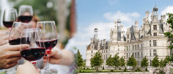 Online Taste and Chat - Loire Valley
