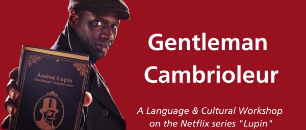 """""""Gentleman Cambrioleur"""""""