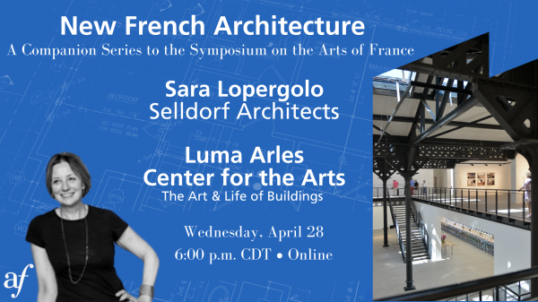 New French Architecture: Luma Arles