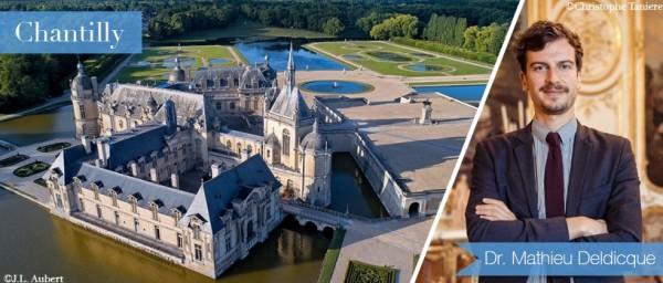 Grands Châteaux of the Loire and Ile-de-France: Château de Chantilly