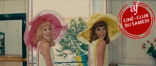 Ciné-club: Les demoiselles de Rochefort