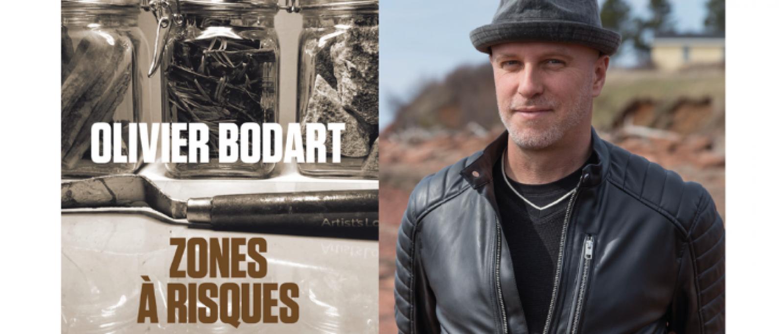 Avec l'Auteur : Olivier Bodart