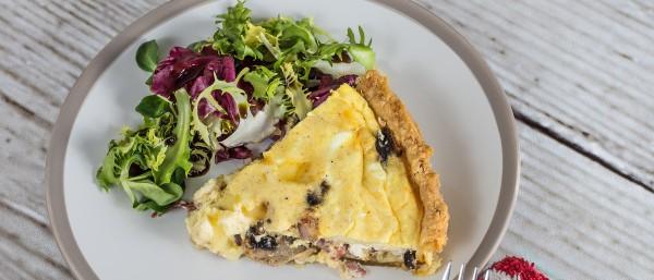 Online Cooking Class · Summer Quiche