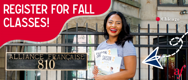Fall Session is here!