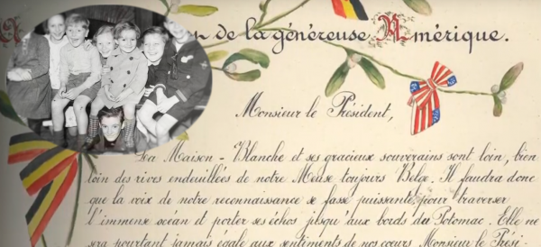 """Belgique: Exposition """"Chers Bienfaiteurs"""""""