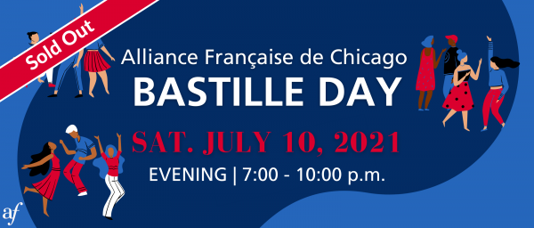 Bastille Day: Evening - SOLD OUT