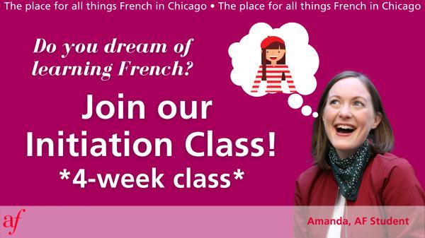 Four-Week Intensive Initiation Class - Spring 2021