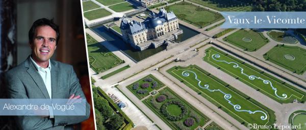 Grands Châteaux of the Loire and Ile-de-France: Château de Vaux-le-Vicomte