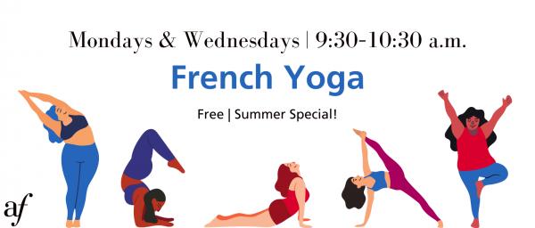 Yoga Class - August 4