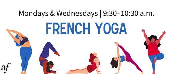 Yoga Class - August 9