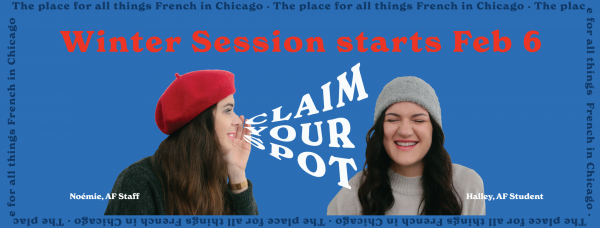 Winter Session is here!