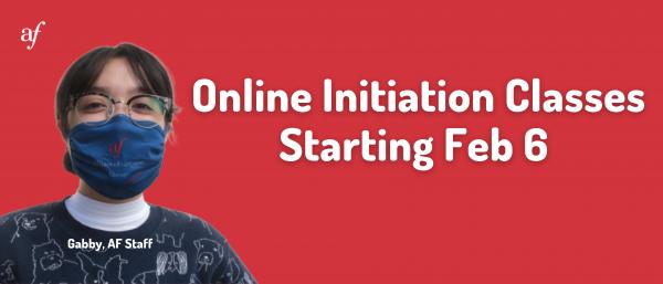Initiation Classes