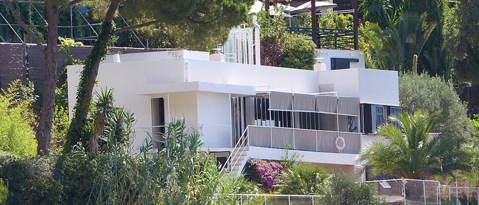 Love, Jealousy and Death at the E-1027 House in Cap-Martin