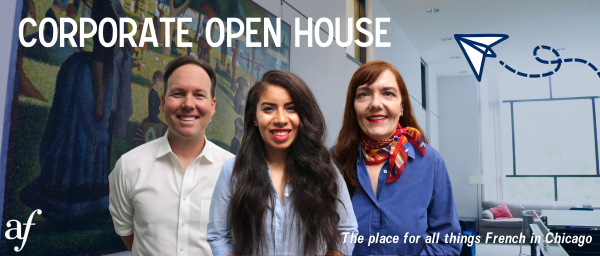 Corporate Open House · Fall 2021