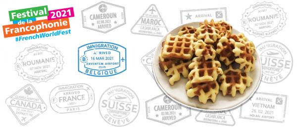 FrancoFun Food: Belgique!
