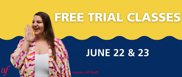 Free Trial Classes - Summer 2021