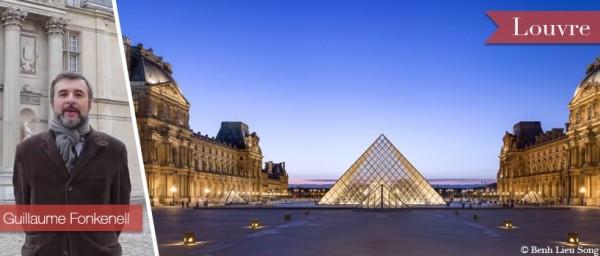 Grands Châteaux of the Loire and Ile-de-France: Château du Louvre
