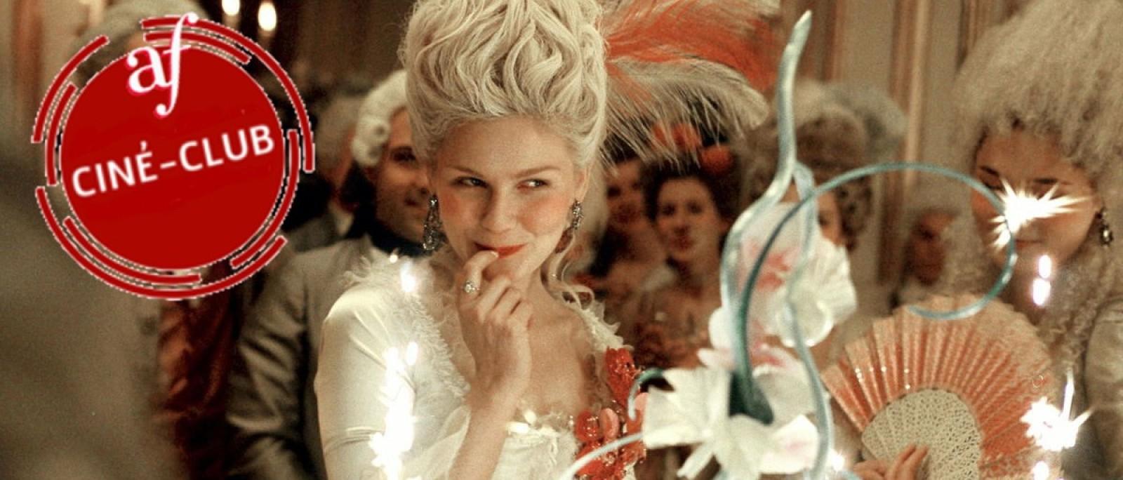 Bastille Day at Ciné-Club: Sofia Coppola's Marie Antoinette