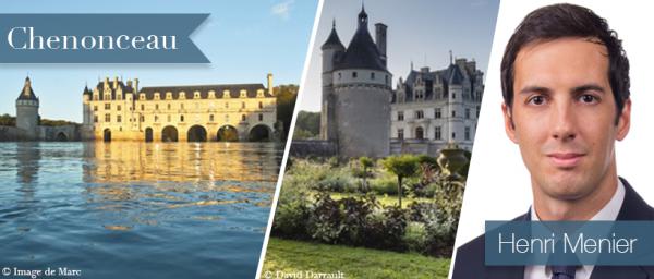 Grands Châteaux of the Loire and Ile-de-France: Château de Chenonceau