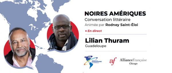 Noires Amériques : Lilian Thuram