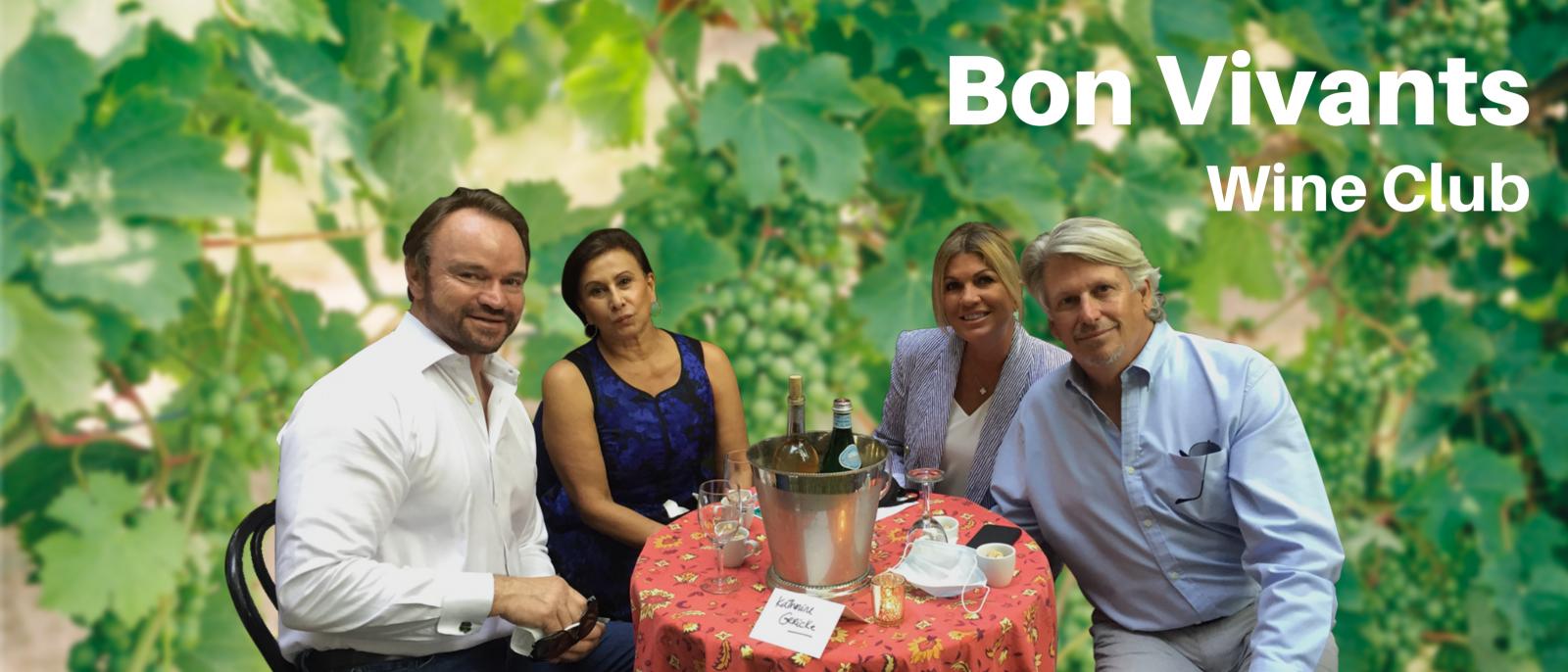 Bon-Vivants Wine Club on-site
