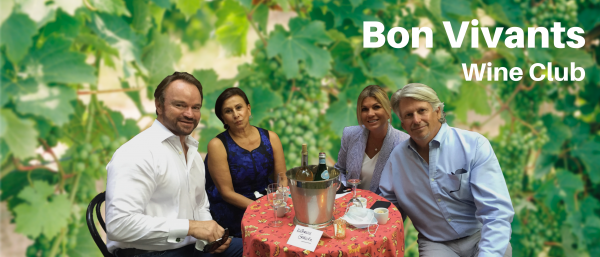 Bon-Vivants Wine Club on-site
