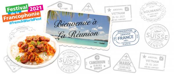 FrancoFun Food: France/La Réunion!