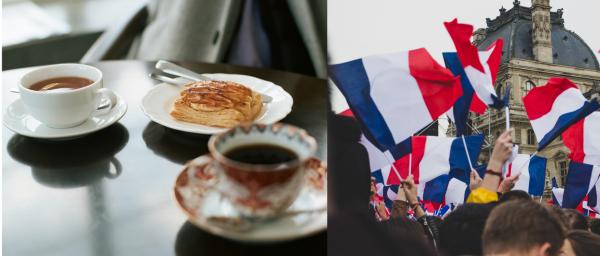 Online Café d'Albi Bastille Day Edition