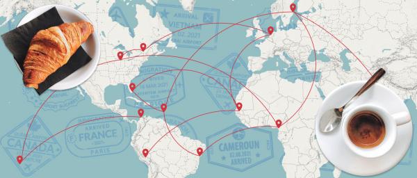 Café du Monde : une conversation multiculturelle!