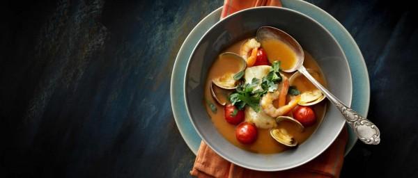 Cooking Workshop · Quick Seafood Soups