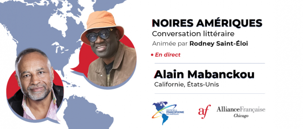 Noires Amériques : Alain Mabanckou