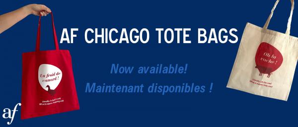 AF Tote Bags