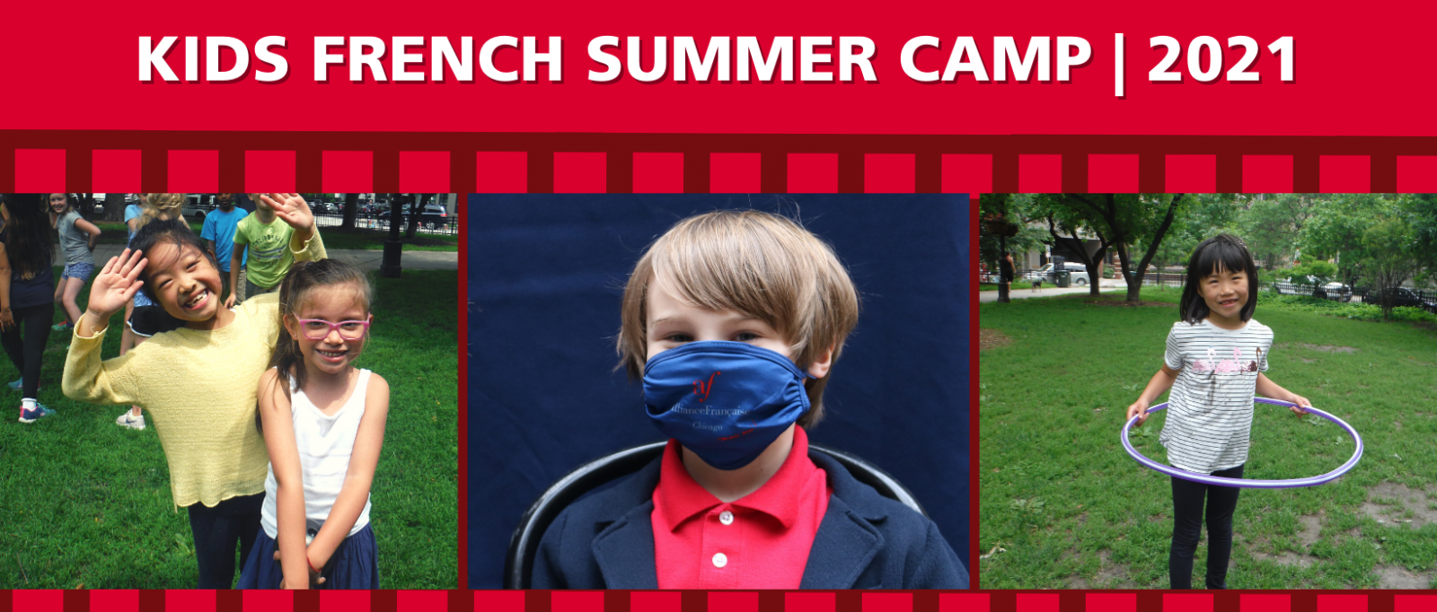 Kids French Summer Camp 2021