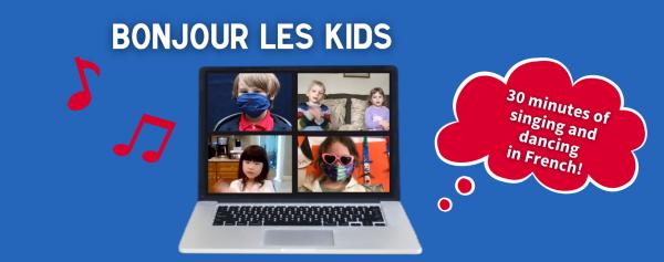 Bonjour Les Kids 09/22