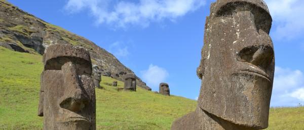 L'Ile de Pâques : Voyage virtuel