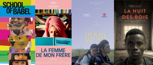 Around the world in 4 FrancoFilms!