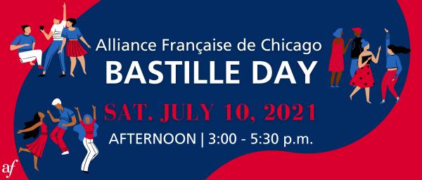 Bastille Day - Afternoon Event
