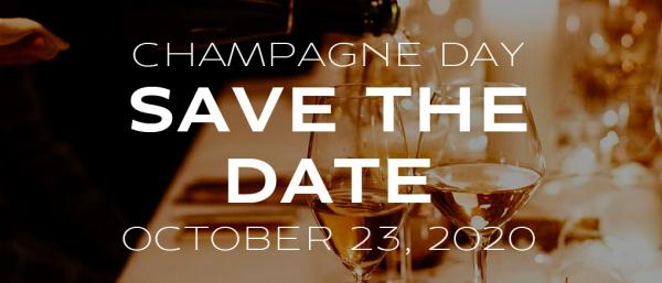 Pop! International Champagne Day