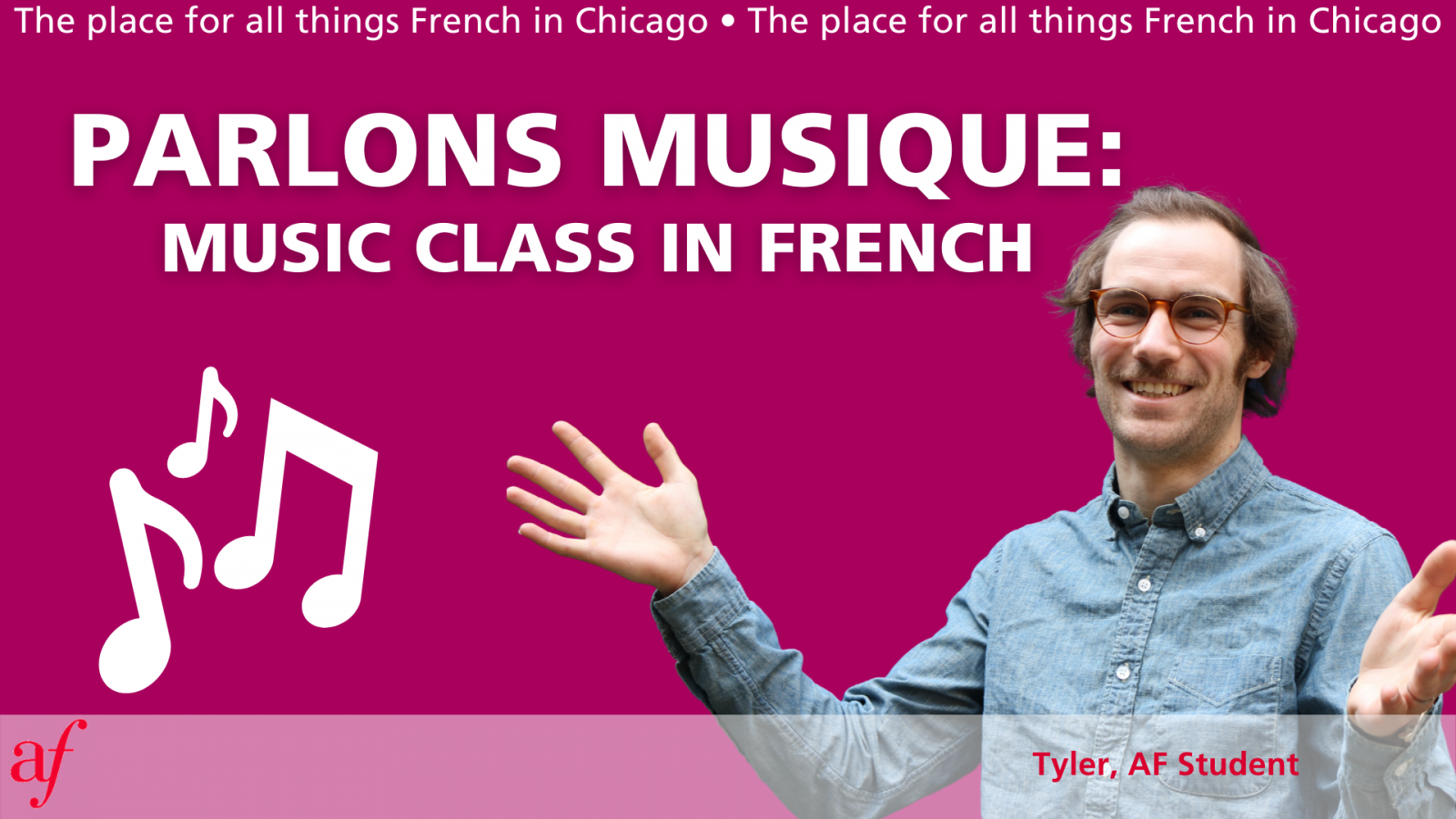 Parlons Musique - Music Class in French