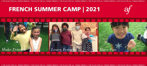 French Summer Camp 2021
