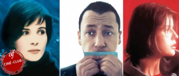 Trois Couleurs - A Ciné-Club series