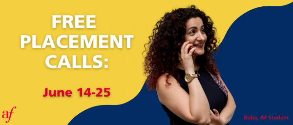 Free Placement Calls - Summer 2021