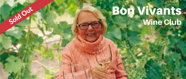 NEW! Bon-Vivants Wine Club on-site