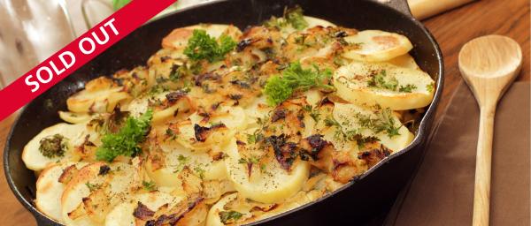 Cooking Workshop · Potato Power