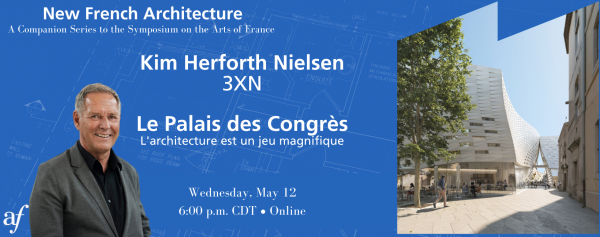 New French Architecture: Palais des Congrès