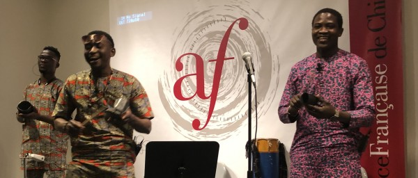 Africa: FrancoFun Music and Food -Cancelled
