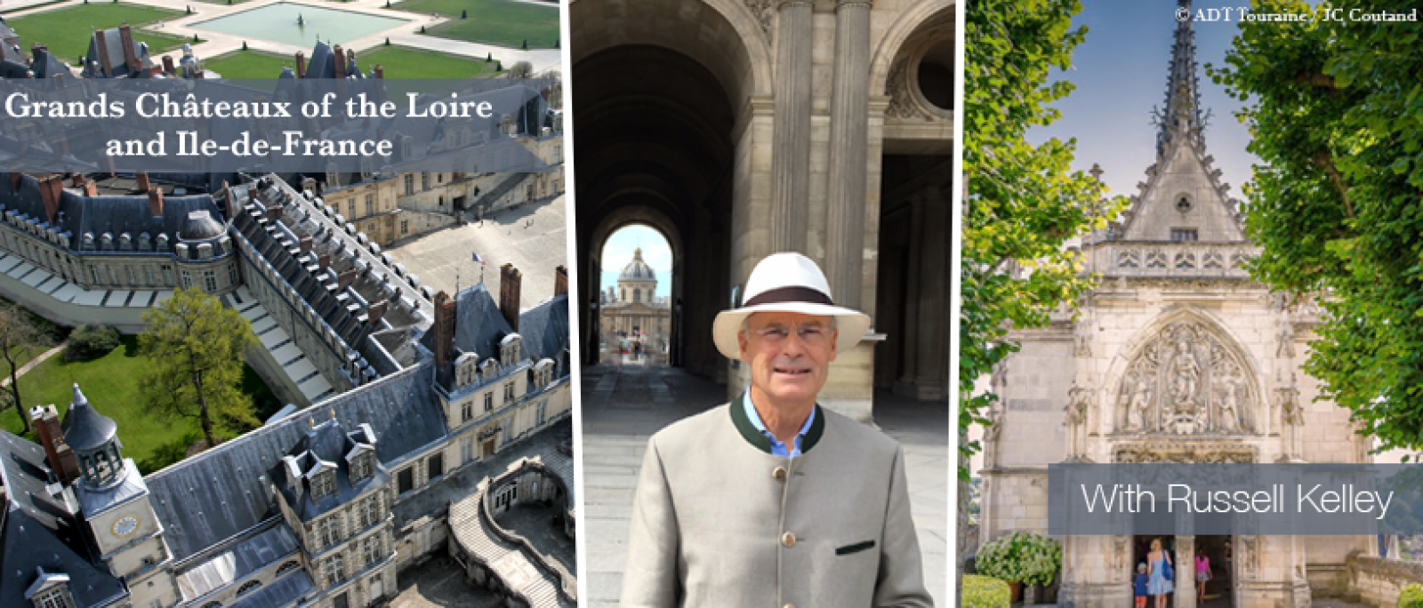 Introduction: Grands Châteaux of the Loire and Ile-de-France