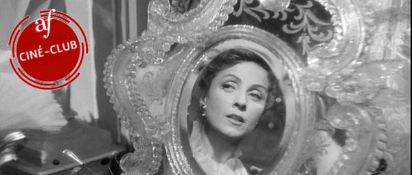 Ciné-Club: The Earrings of Madame de...