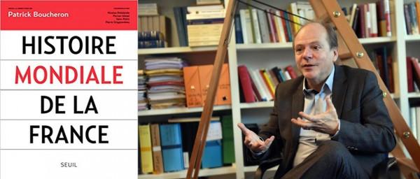 """""""L'histoire de France, maintenant"""" avec Patrick Boucheron"""